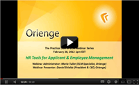Three HR Tools to Enhance Employee Management