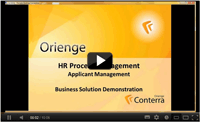 HR Processes Management
